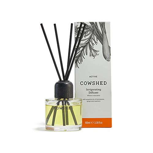 Cowshed Active Invigorating Diffuser, 100 ml