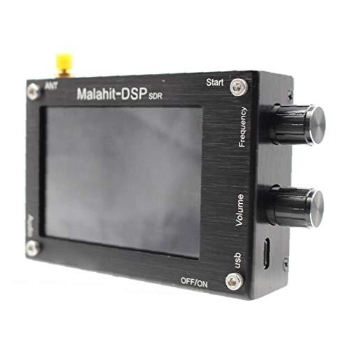EElabper Amateur-Radio mit Antenne Sdr Receiver 50k-2GHz Software Defined Sdr Receiver Dsp Malachit