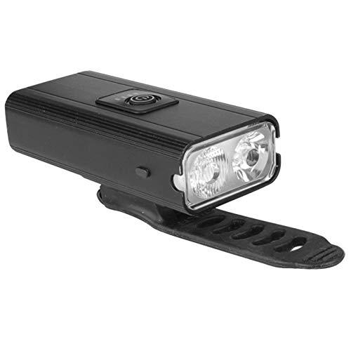Luz de bicicleta luz de bicicleta usb recargable e Herramienta de Iluminación Luz USB Charing bicicleta luz de alto brillo de la lámpara de la bici de la bicicleta multifuncional for uso al aire libre