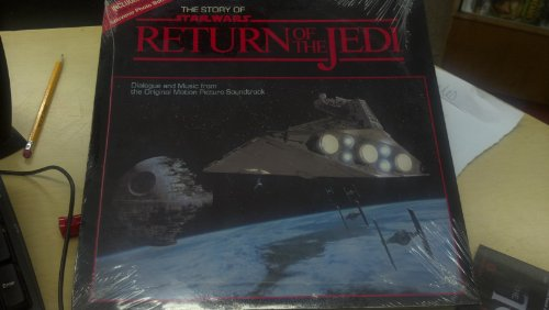 The Story of Star Wars: Return of the Jedi Dialogue and Music from the original motion picture soundtrack