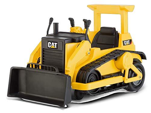 Kid Trax Caterpillar D9 Bulldozer Toddler Ride On Toy, 12 Volt Battery, 3-5 Years, Max Rider Weight of 55 lbs, Single Rider, D9 Bulldozer