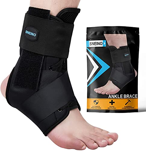 SNEINO ANKLE SUPPORT LACE UP BRACE