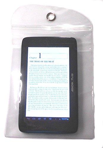 PRESKIN - Wasserfeste Tasche für Smartphones, Tablet bis 8.0