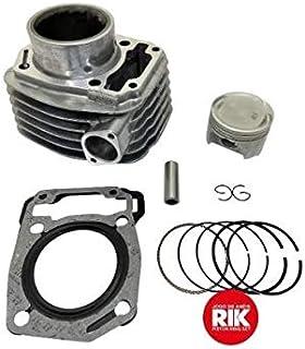 Kit Cilindro Motor C/pistão Anéis Junta Cg 160 Nxr Bros 160
