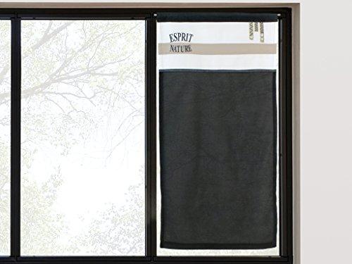 Soleil d'ocre Esprit Nature Brise Bise en Coton 70x200 cm Esprit Nature