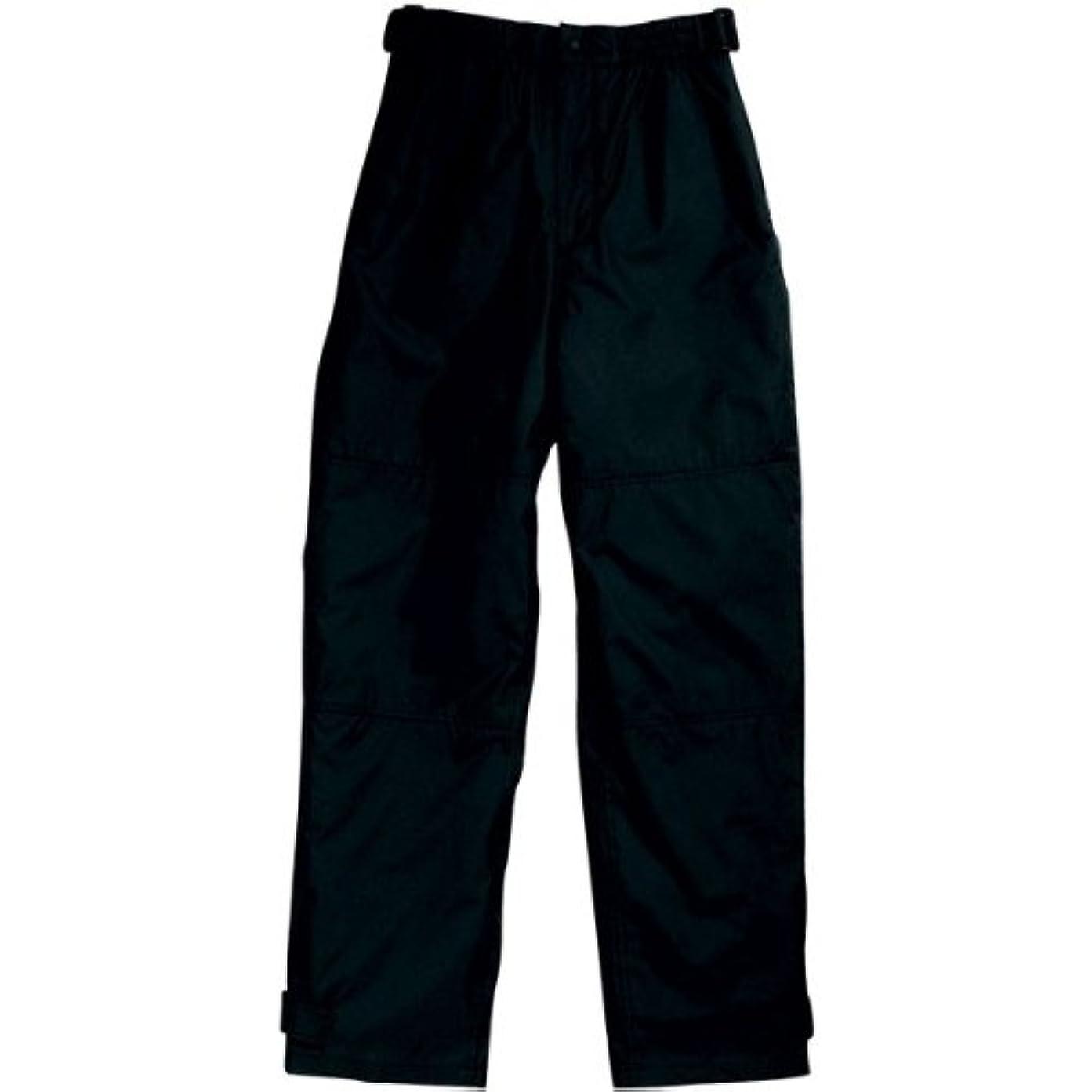 する私の線sowa(ソーワ) 防水防寒パンツ 防寒ズボン アルミメッシュ キルト sw-2809 ブラック M