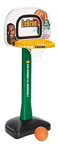 Little Tikes LeBron James Family Foundation - Mini Hoop Basketball Set