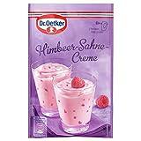 Dr. Oetker Himbeer-Sahne Creme Dessert, 62 g -