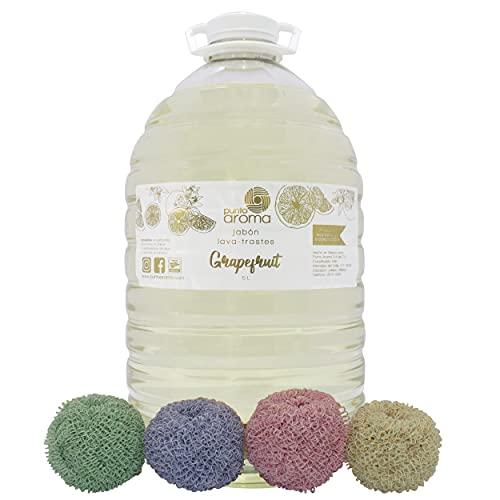 fibra verde para lavar trastes fabricante Punto Aroma