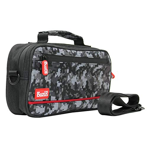 Bolsa Mala N Switch Lite Maleta Case Bag Camuflada Para Viagem