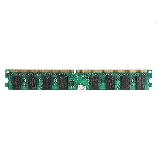 Modulo electronico For AMD Placa base Desktop 2GB PC2-5300 5300U DDR2-667 Memoria de computadora DIMM no ECC DIMM