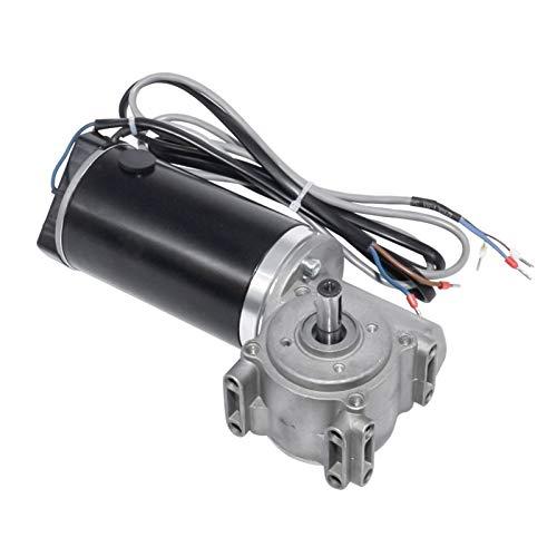 JINchao-Motor de corriente continua Motor de engranajes de alto par de torsión, para hoteles Automático Puerta 220 / 250RPM, Codificador Inteligente Motor de puerta eléctrica, Fácil de instalar