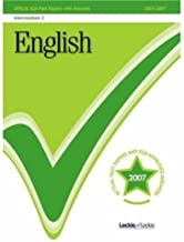 English Intermediate 2 2007/2008 SQA Past Papers (Official Sqa Past Paper)