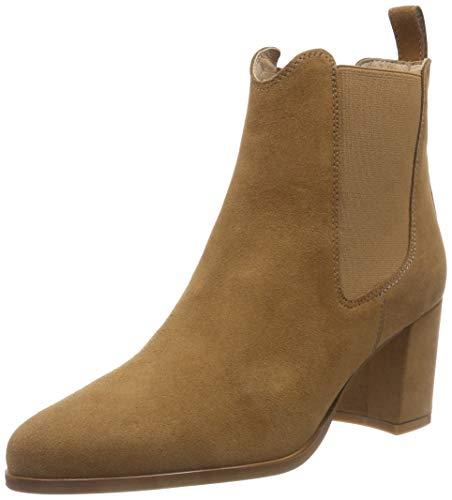 KMB Damen RALAN Chelsea Boots, Beige (Hummus 11), 39 EU