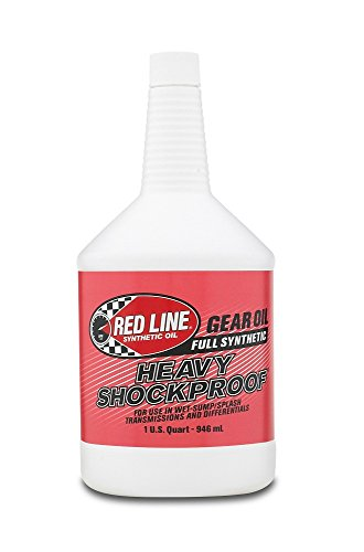 Red Line Oil Redline 58204 Heavy Shockproof Gear Oil-0,95L
