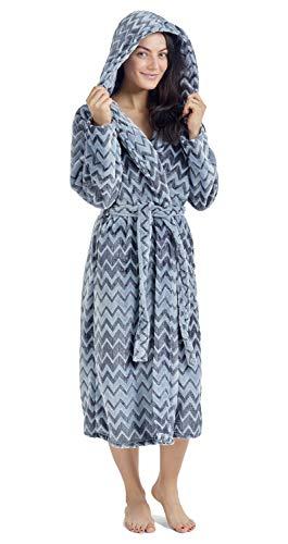 CityComfort Bata Super Suave con Capucha para Mujer (XL (20-