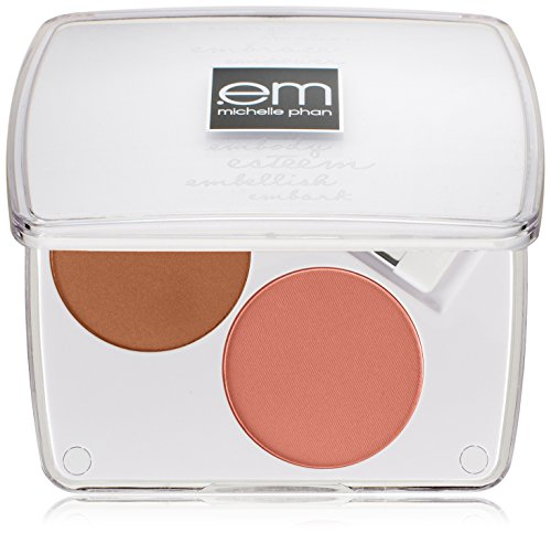 em michelle phan Shade Play Artistic Cheek Color Palette, Wink Wink