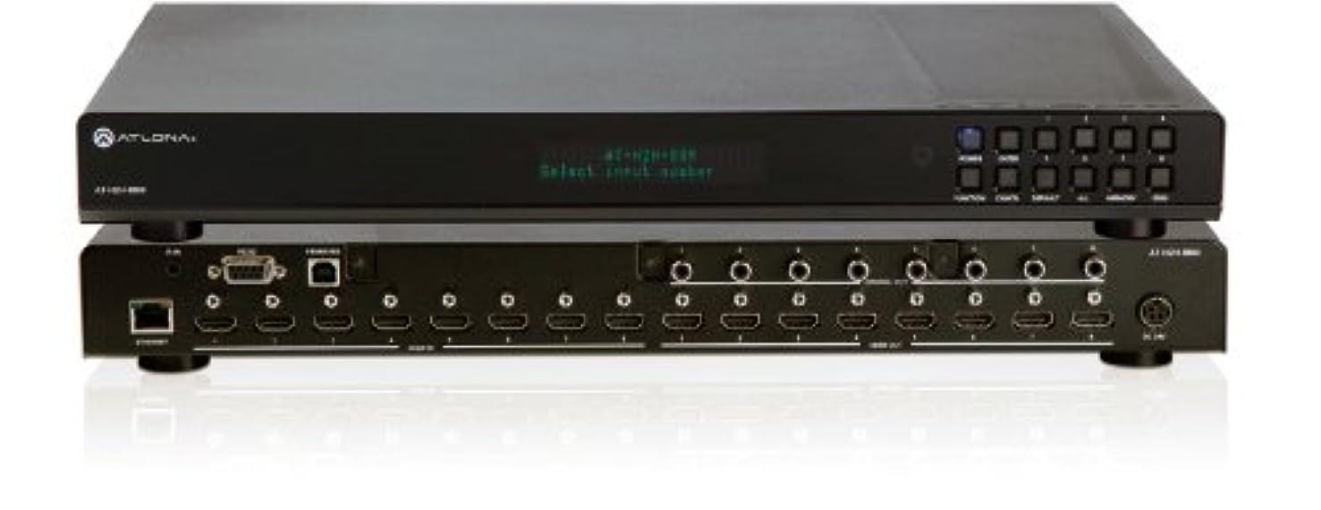 Atlona Technologies AT-H2H-88M 8x8 Inches HDMI Matrix Switcher