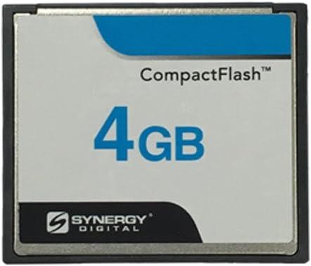 Kodak DC3400 Digital Camera Memory Card 4GB CompactFlash Memory Card