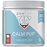 pawlife Calm Pup, Natural Calming Treats for Dogs, 120 Bacon Treats