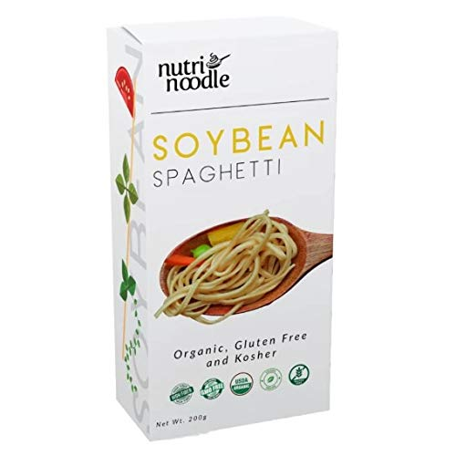 NutriNoodle Organic Soybean Protein Spaghetti (1 Pack)