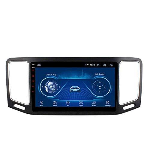 Android 8.1 - Radio GPS para coche, pantalla táctil de 9 pulgadas, para Volkswagen Sharan 2012 – 2018, con control en el volante, Bluetooth, Mirror Link, DAB, USB, FM, AM, WiFi: 1 + 16 G