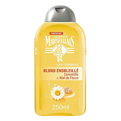 Le Petit Marseillais Shampoo mit Kamille-Extrakt und Blütenhonig für blondes und hellbraunes Haar 250 ml