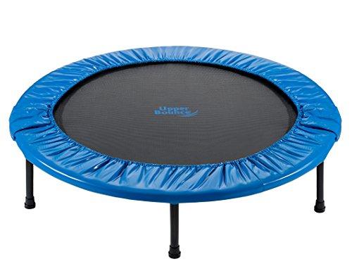 Upper Bounce 44'FitnessTrampoline,MiniWorkout Trampolinefor Kids/Adults,Foldable...