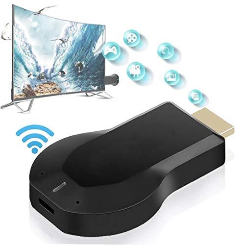 Dispositivo Schermo Wireless Schermo Wifi Hdmi Receiver Mirroring Adattatore Per...