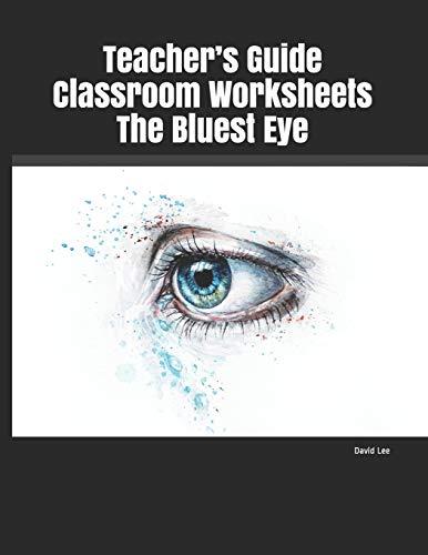 Teacher's Guide Classroom Worksheets The Bluest Eye