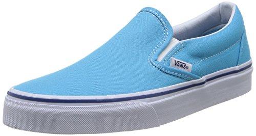 Vans Unisex Classic Slip-ON, blau, 38 EU