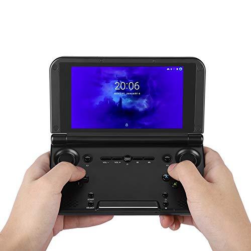 GPD XD Plus Handheld Game Console, Spielekonsole mit 5 Zoll Bildschirm Game Tablet PC Gute Geschenk für Kinder und Erwachsene, 6000mAh Android7.0(EU 32G)