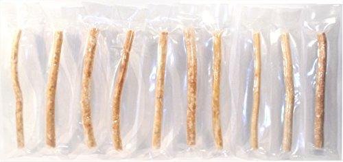 10x Miswak - Siwak - Meswak - Sewak - Holzzahnbürste Zahnputzholz (10)