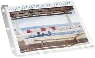 BAUJT9000 - Baumgartens 3 Ring Magazine / Catalog Organizer Strips