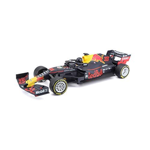 Maisto Tech R/C F1 Red Bull RB15 (2019): Coche teledirigido MAX Verstappen...