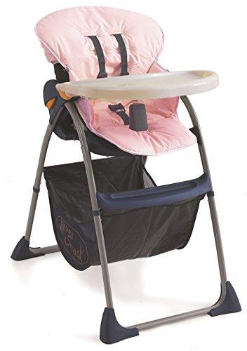 ITALBABY Universal High Stuhl, PVC, pink