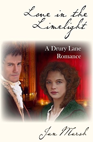 Book: Love in the Limelight - A Drury Lane Romance by Jan Marsh