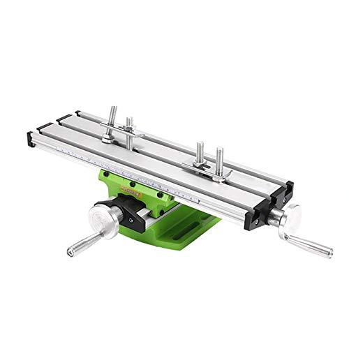 GEEKEN 6300 Precision Multifunktions Fr?S Maschine Tisch Bohr Schraub Stock Arbeits Tisch X Y-Achse Einstell Koordinaten Tabelle