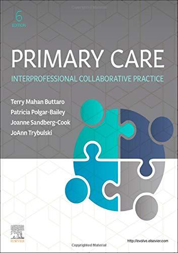 Primary Care: Interprofessional Collaborative Practice