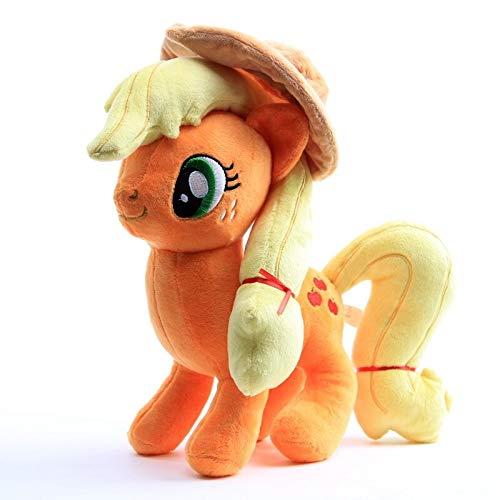 Olalalife Stuffed Animal Plush Toy My Little Pony Stuffed Toy Doll - Queen Chrysalis 33cm Soft Unicorn Anime Toy Birthday Gift- A