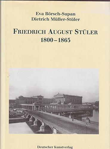 Friedrich August Stüler 1800-1865