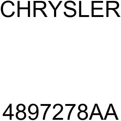 Genuine Chrysler Max 72% OFF 4897278AA Fees free Suspension Axle
