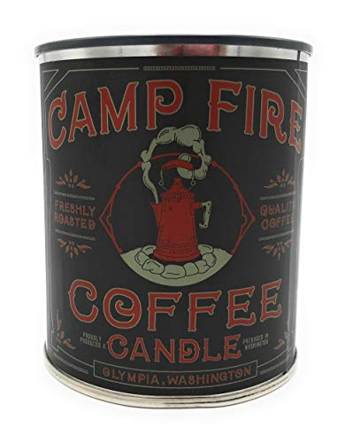 Good and Well Supply Co. Campfire Coffe Pint Holiday Candle, 1 EA