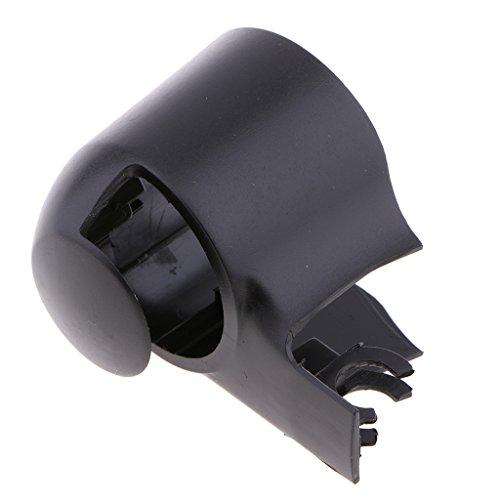 perfk 1x Hintere scheibenwischer Abdeckung Kappe für Autos, 6Q6955435D, Auto-Teil