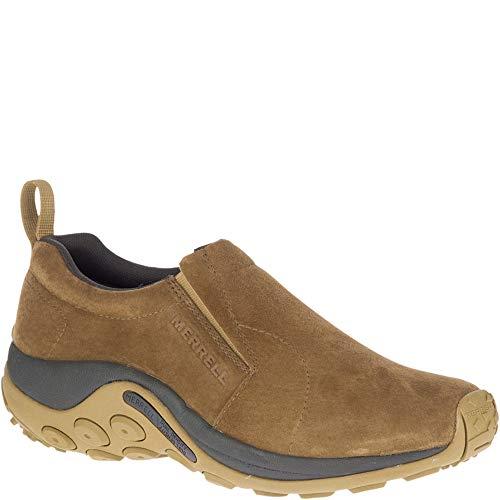 Merrell Jungle Moc zapatos sin cordones para hombre, Naranja (Butternut), 44.5 EU