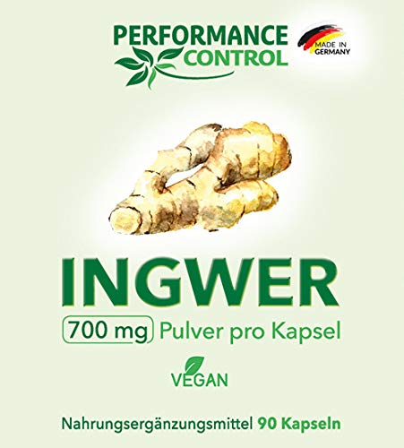 Performance Control Ingwer - 8