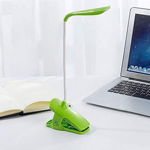 USB-Anschluss,USB carica studente lampada occhio dormitorio lampada de lettura scrivania del computer luci a LED, verde