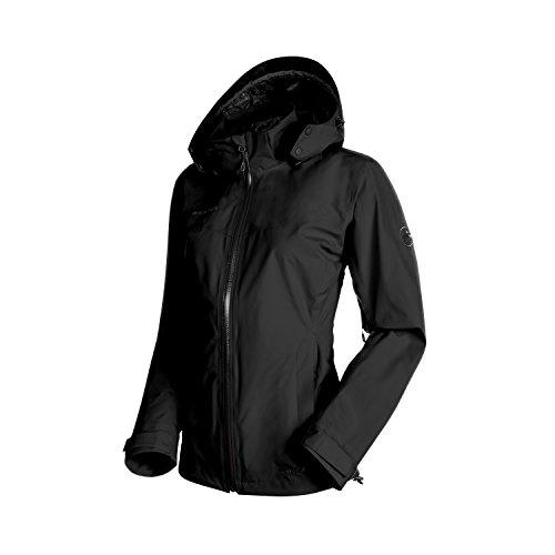 Mammut Ayako Tour HS Jacket Women - Coats & Jackets (schwarz, Erwachsene, feminin, Jacke, XL, schwarz)