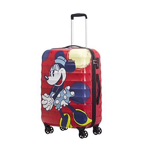 Disney By American Tourister Palm Valley Disney Bagaglio a Mano 55/20 Minnie, Policarbonato, 32 ml, 55 cm