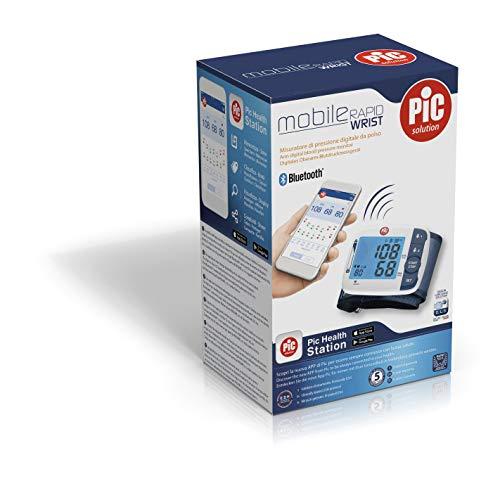 Pic Solution Mobilerapid Wrist Sfigmomanometro Digitale Da Polso